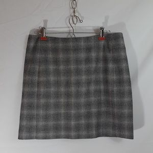 Banana Republic Women's Wool Skirt Sz 10